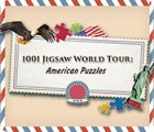 1001 Jigsaw World Tour American Puzzle παιχνίδι