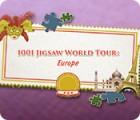 1001 Jigsaw World Tour: Europe παιχνίδι