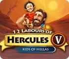12 Labours of Hercules: Kids of Hellas παιχνίδι