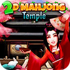 2D Mahjong Temple παιχνίδι
