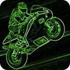 3D Neon Race παιχνίδι