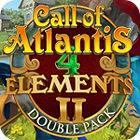 4 Elements II - Call of Atlantis Treasures of Poseidon Double Pack παιχνίδι