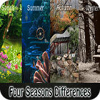 Four Seasons Differences παιχνίδι