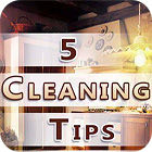 Five Cleaning Tips παιχνίδι