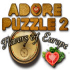 Adore Puzzle 2: Flavors of Europe παιχνίδι