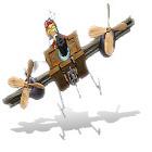 El Airplane παιχνίδι