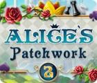 Alice's Patchwork 2 παιχνίδι