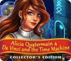 Alicia Quatermain 4: Da Vinci and the Time Machine Collector's Edition παιχνίδι