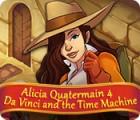 Alicia Quatermain 4: Da Vinci and the Time Machine παιχνίδι