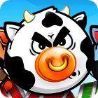 Angry Cows παιχνίδι