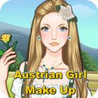 Austrian Girl Make-Up παιχνίδι