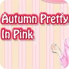 Autumn Pretty in Pink παιχνίδι