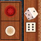 Backgammon (short) παιχνίδι