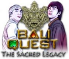 Bali Quest: The Sacred Legacy παιχνίδι