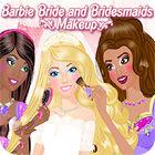Barbie Bride and Bridesmaids Makeup παιχνίδι