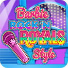 Barbie Rock and Royals Style παιχνίδι