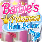 Barbie Princess Hair Salon παιχνίδι