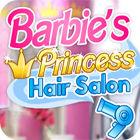 Barbie Princess Hair Salon παιχνίδι