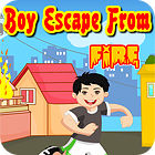 Boy Escape From Fire παιχνίδι