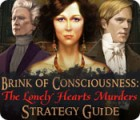 Brink of Consciousness: The Lonely Hearts Murders Strategy Guide παιχνίδι