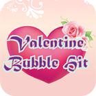 Valentine Bubble Hit παιχνίδι