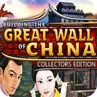 Building The Great Wall Of China Collector's Edition παιχνίδι