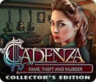 Cadenza: Fame, Theft and Murder Collector's Edition παιχνίδι