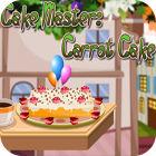 Cake Master: Carrot Cake παιχνίδι