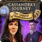 Cassandra's Journey: The Legacy of Nostradamus παιχνίδι