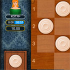 Checkers παιχνίδι