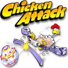 Chicken Attack παιχνίδι