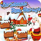 Christmas Sledge Garage παιχνίδι