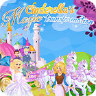 Cinderella Magic Transformation παιχνίδι