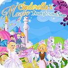 Cinderella Magic Transformation παιχνίδι