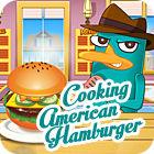 Cooking American Hamburger παιχνίδι