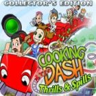 Cooking Dash 3: Thrills and Spills Collector's Edition παιχνίδι