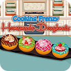 Cooking Frenzy: Homemade Donuts παιχνίδι