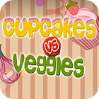 Cupcakes VS Veggies παιχνίδι
