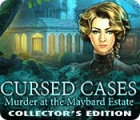 Cursed Cases: Murder at the Maybard Estate Collector's Edition παιχνίδι