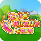 Cute Giraffe Care παιχνίδι