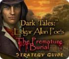 Dark Tales: Edgar Allan Poe's The Premature Burial Strategy Guide παιχνίδι