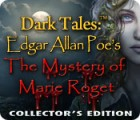 Dark Tales™: Edgar Allan Poe's The Mystery of Marie Roget Collector's Edition παιχνίδι