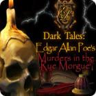 Dark Tales: Edgar Allan Poe`s Murders in the Rue Morgue Collector`s Edition παιχνίδι