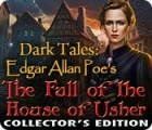 Dark Tales: Edgar Allan Poe's The Fall of the House of Usher Collector's Edition παιχνίδι