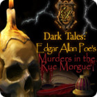 Dark Tales: Edgar Allan Poe's Murders in the Rue Morgue παιχνίδι