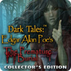 Dark Tales: Edgar Allan Poe's The Premature Burial Collector's Edition παιχνίδι