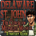 Delaware St. John: The Curse of Midnight Manor Strategy Guide παιχνίδι