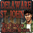 Delaware St. John - The Curse of Midnight Manor παιχνίδι