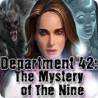 Department 42: The Mystery of the Nine παιχνίδι