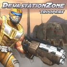 Devastation Zone Troopers παιχνίδι
